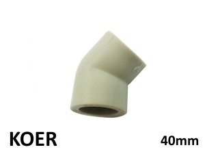 Колено 40/45 KOER