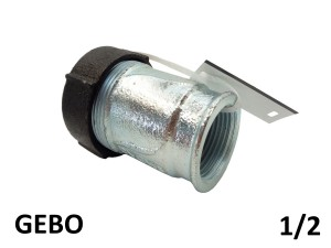 GEBO QUICK QO - (19,7-21,8mm) 1/2 внутренняя резьба