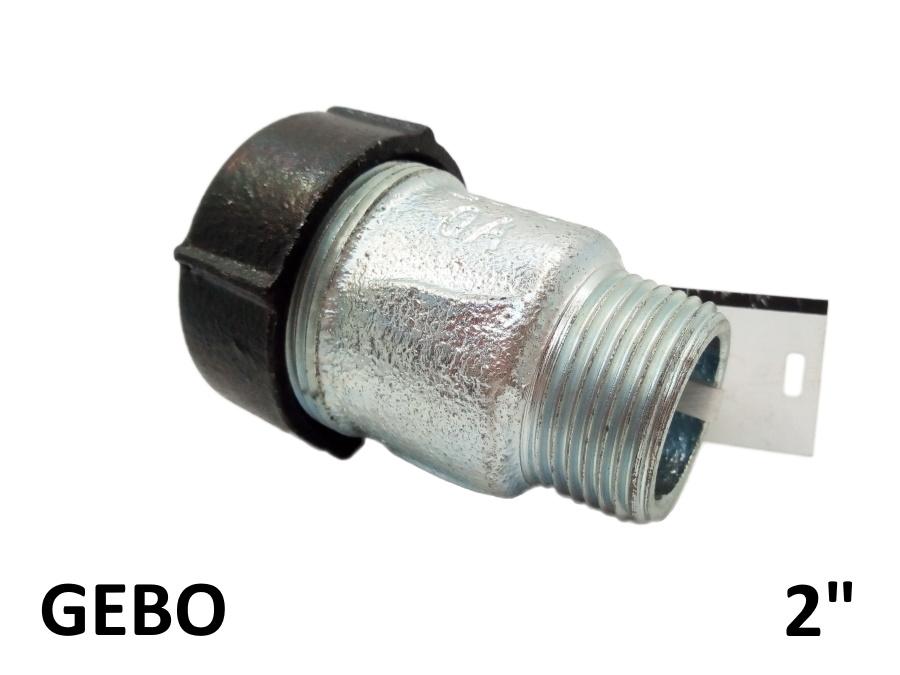 Оригинальная торцевая врезка GEBO 2 наружная