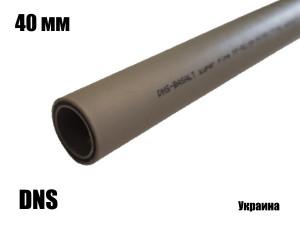 Труба DNS-Plastik PN20 Стекловолокно - 40mm - Украина