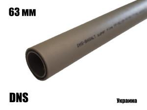 Труба DNS-Plastik PN20 Стекловолокно - 63mm - Украина