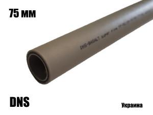 Труба DNS-Plastik PN20 Стекловолокно - 75mm - Украина