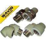Резьбовые соединения - WAVIN