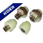 Резьбовые соединения - KOER