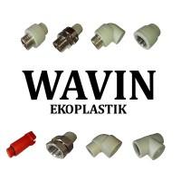 Трубы и фитинги Wavin Ekoplastik - Чехия