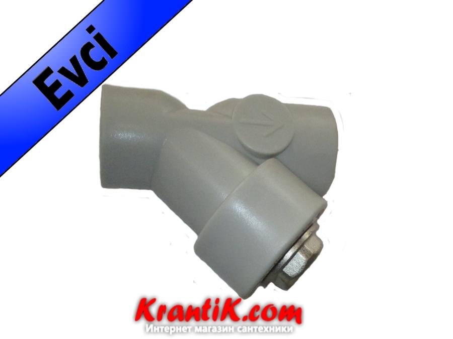 Фильтр 32 паечный EVCI Лат. Заглушка