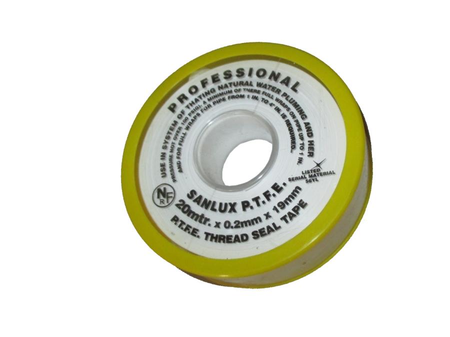 Фум лента Koer Professional 20m - 0.2mm - 19mm