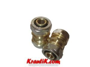 Цанга для металлопластиковых труб 16-16
