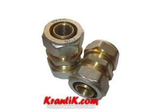 Цанга для металлопластиковых труб 20-20