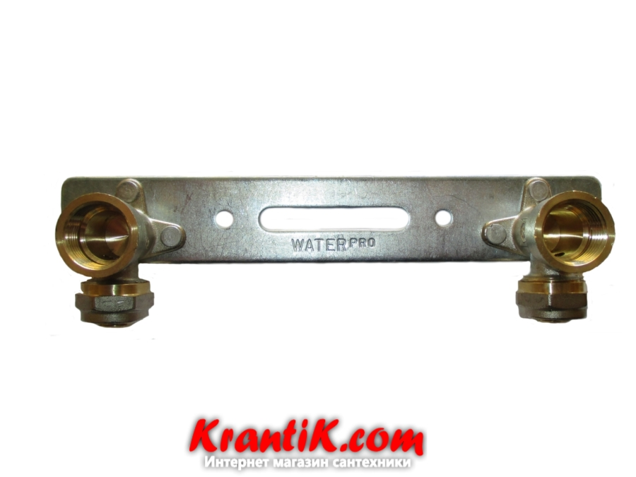 Настенный комплект смесителя 16-1/2в для металлопластика
