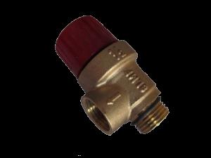 Предохранительный клапан SLMF 1/2 нар. (2.5 BAR)