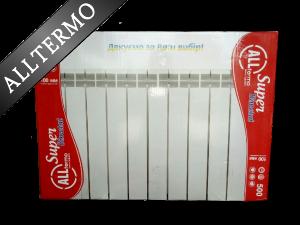 Радиатор ALLTERMO SUPER 100х500 биметаллический