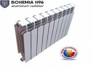 Радиатор Алюминиевый BOHEMIA 96х500