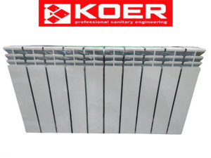 Радиатор Алюминиевый KOER 100х500