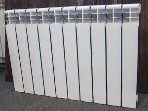 Радиатор Алюминиевый MAREK-LEMBERG 96х500