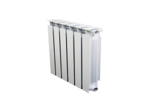Радиатор Биметаллический ALLTERMO Полтава 96х500