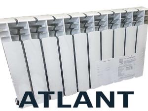 Радиатор Биметаллический ATLANT 96х500