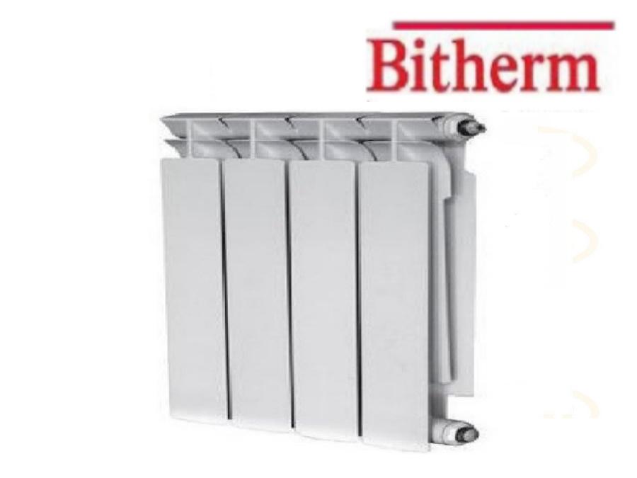 Радиатор BITERM 80х500 - Биметаллический