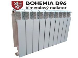 Радиатор Биметаллический BOHEMIA 96х300
