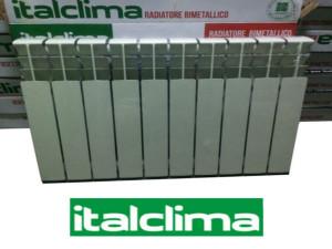 Радиатор Биметаллический  ITALCLIMA Ferum 85х350
