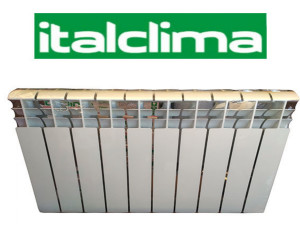 Радиатор Биметаллический  ITALCLIMA Forte 100х500