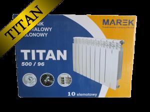 Радиатор TITAN 96х500 - Биметаллический